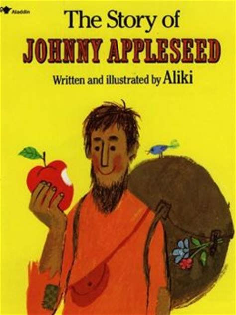 johnny one tooth books story of johnny appleseed by aliki 9780671667467