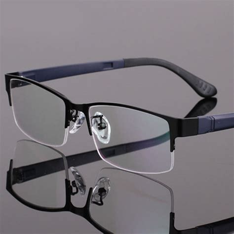 s lightweight fashion glasses frame myopia frame metal