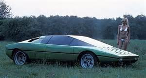 Lamborghini Bravo by Classic Concepts Lamborghini Bravo P114 Classic Driver