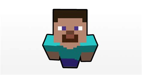 Steve Template Minecraft minecraft collection of stock images minecraft website