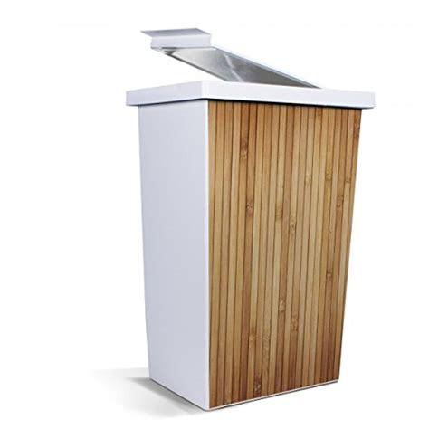 badezimmer eimer eimer badezimmer und kosmetikeimer aus bambus