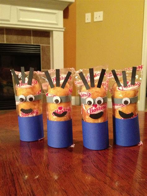 minion twinkie minion twinkies look what i can do