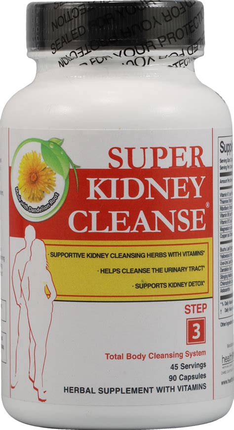 Kidney Detox by Kidney Cleanse Nutrition