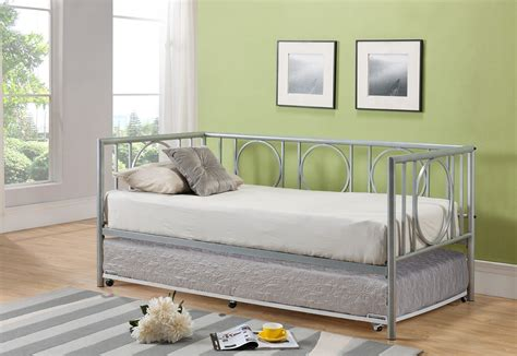 twin bed pull outslide trundle bed beds small bedroom spaces