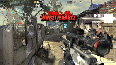 line of sight combat arms line of sight sniper gameplay