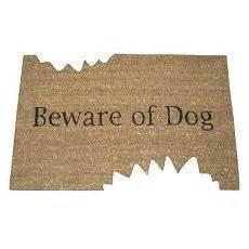 beware of doormat 1000 images about doormats on dogs