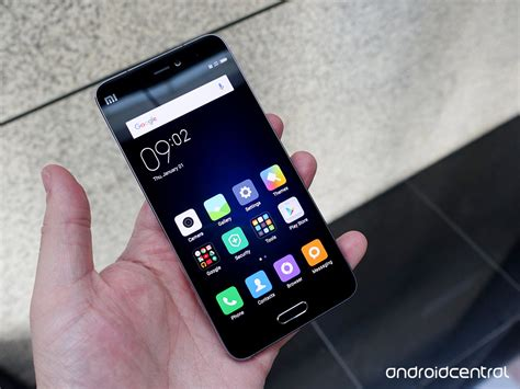 Xiaomi Mi 5 xiaomi mi 5 on an phone on many levels