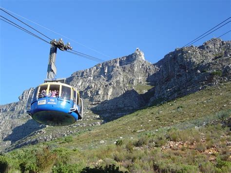 table mountain cable car 2013