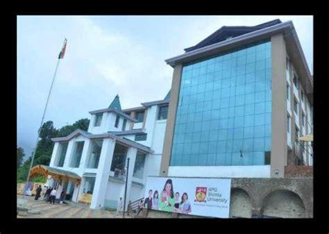 Apg Shimla Mba Fees by Apg Shimla A Hill Post