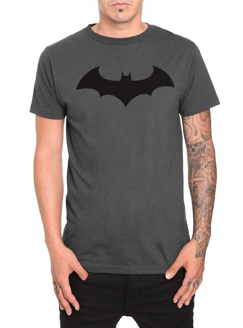 Tshirt Batman Exclusif dc comics batman hush logo t shirt topic