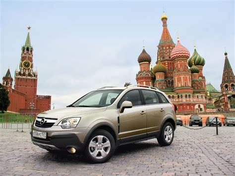 Russian Opel Photo Antara 1171