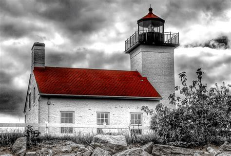 new house in sand point cast architecture sand point lighthouse escanaba michigan nikki lynn design
