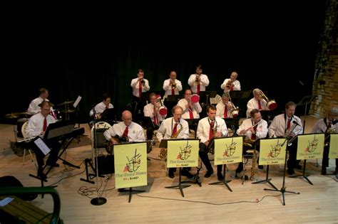 christian swing bands music in the parks with good news big band como dockside
