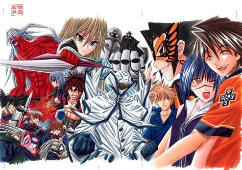 buso renkin buso renkin arms alchemy anime beyond