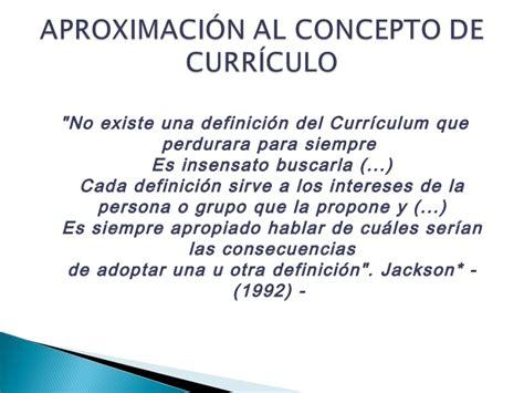 Diseño Curricular Definicion Autores Curriculo De Ensayo
