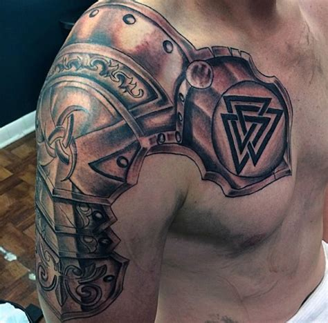 body armor tattoo armor tattoos designs ideas and meaning tattoos for you