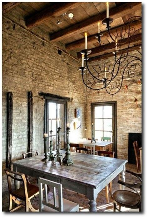 Italy Decor Home Decor Italian Decor Italian Decorating Ideas Designer Unknown Rustic Italian Decorating