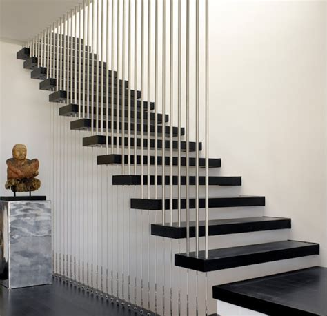 Modern Banister Rails by Choosing The Stair Railing Design Style