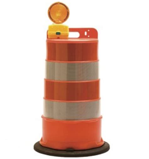 Slime Barell Cone Isi 2 traffic cones construction cones delineator posts