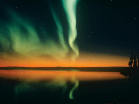 see the northern lights on a cruise aol travel uk