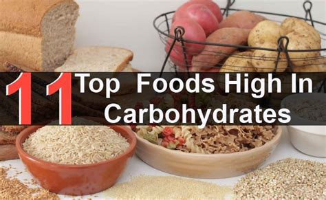 q es carbohydrates top 11 foods high in carbohydrates find home remedy