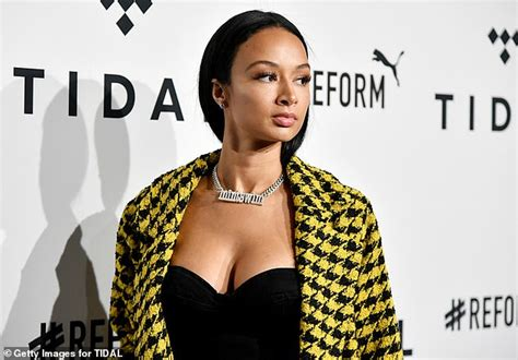 beige and coco clothing line draya michele serves as her own best advert at fourth