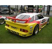 Merkur XR4Ti TransAm Racecar Some Were Sold With 50 V8s