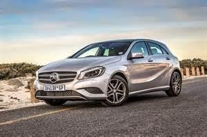 Mercedes Word Driving Impression Mercedes A180 Blue Efficiency