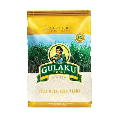 Gulaku Kuning Premium 1kg X 6psc gulaku terbaru di kategori bumbu masak blibli