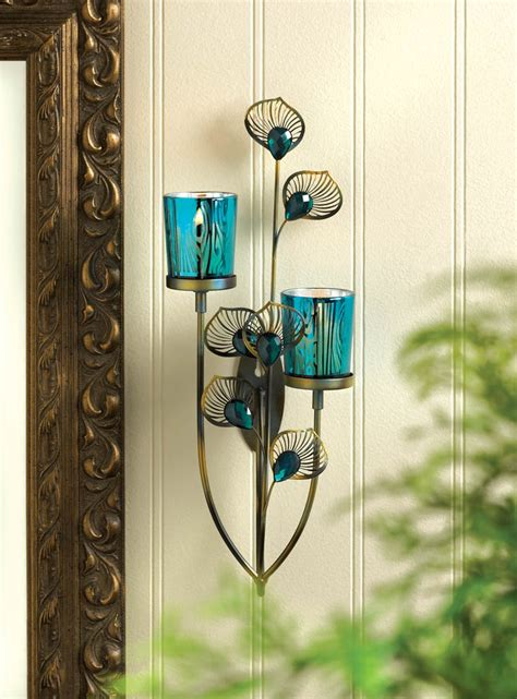 peacock home decor wholesale peacock plume wall sconce wholesale at koehler home decor