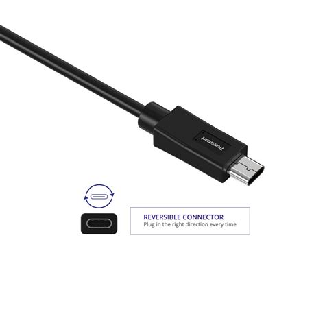 Tronsmart Kabel Usb Type C To Usb 2 0 1m Cc04 Diskon tronsmart kabel usb type c to usb type c 1 8m cc07 black jakartanotebook