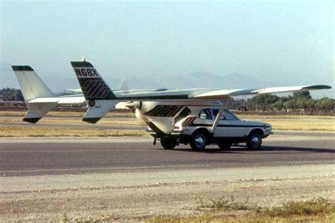 macchine volanti habla con gian il sogno dell auto volante
