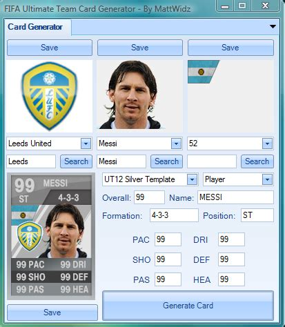 ultimate team card template ladyboy fifa wallpaper