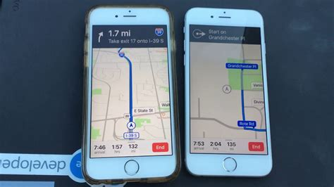 gps not working well on iphone