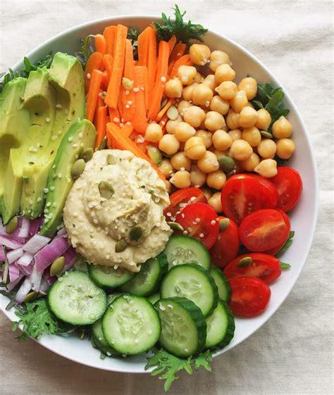 everyday nourish bowl  simple veganista
