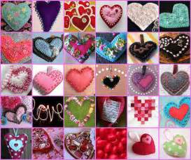 handmade hearts decorations that make great gifts 50
