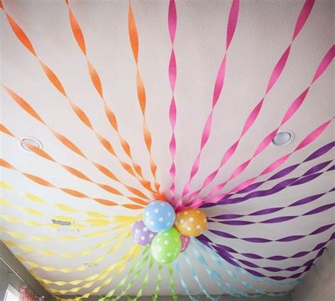 How To Make Paper Streamers - 25 unique crepe paper streamers ideas on