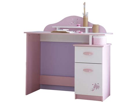 bureau enfant 3 ans bureau enfant papillon vente de bureau conforama