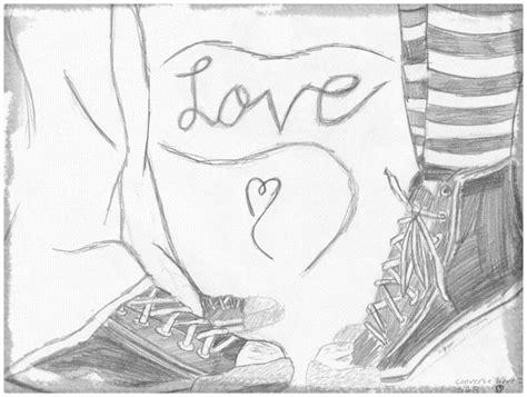 imagenes anime faciles de dibujar dibujos de anime de amor a lapiz muy emotivos dibujos de