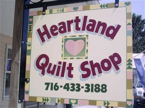 heartland quilt shop new york state quilt shops on