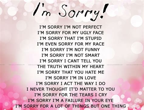 Im For This by I M Sorry I M Sorry I M Not I M Sorry For My
