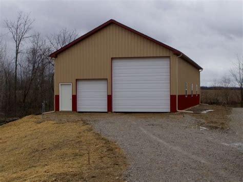 rv storage garage pole barns rv garage oak builders ann arbor
