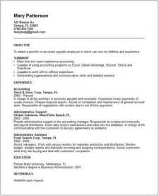 Resume Objective Section by Are All Resume Sections Clearly Labeled