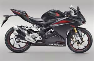Honda Cbr 250 2017 Honda Cbr250rr Unveiled In Indonesia With