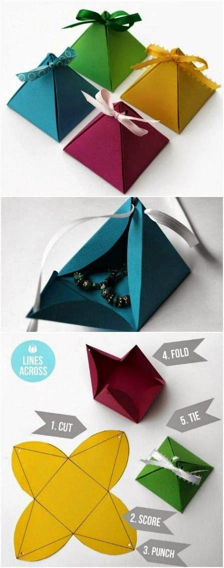 Origami Birthday Gift Ideas - 25 best ideas about small gift boxes on diy