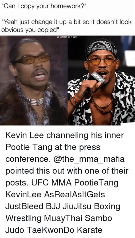 Pootie Tang Meme - can i copy your homework yeah just change it up a bit so