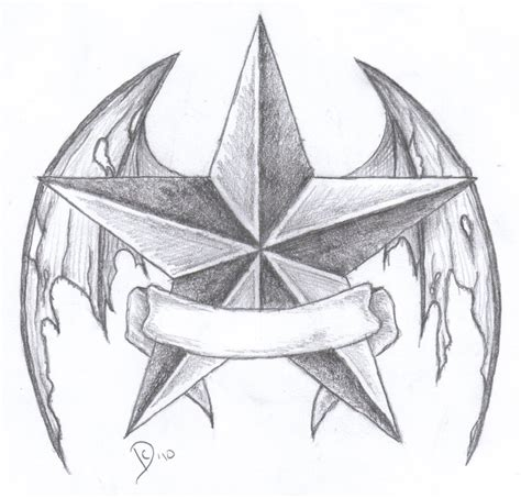 cool star tattoo designs simson