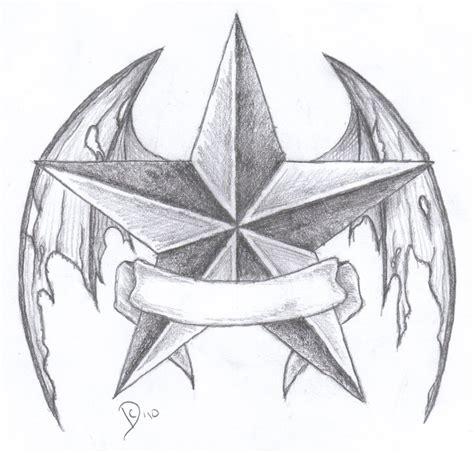 cool star tattoo designs simson