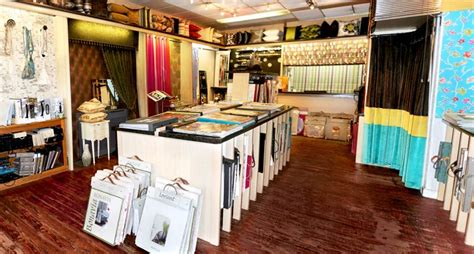 the drapery store roundhay showroom in leeds curtains shop david james