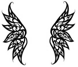 free angel wing clip art cliparts co